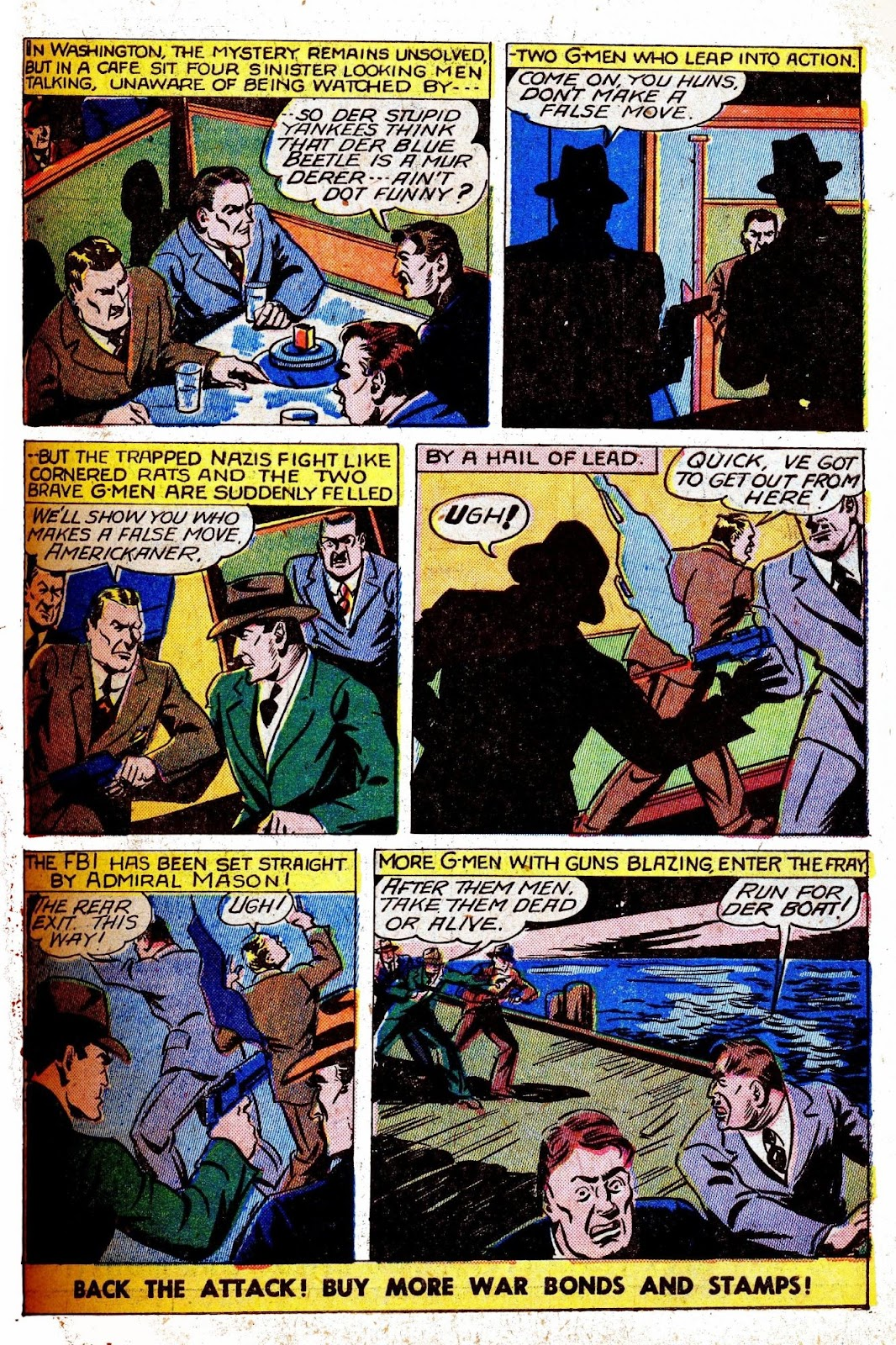The Blue Beetle issue 31 - Page 9