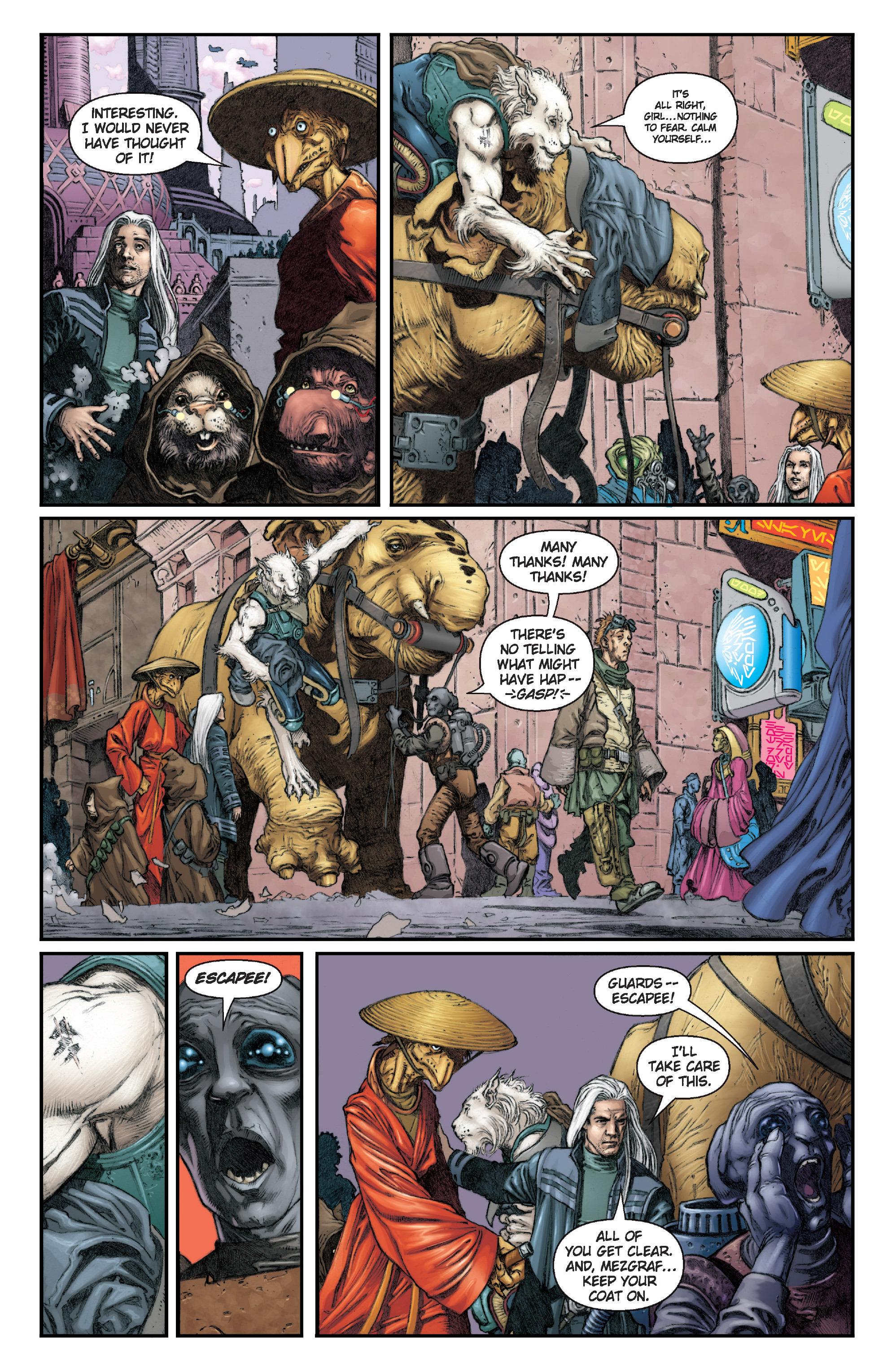 Read online Star Wars Omnibus comic -  Issue # Vol. 31 - 112