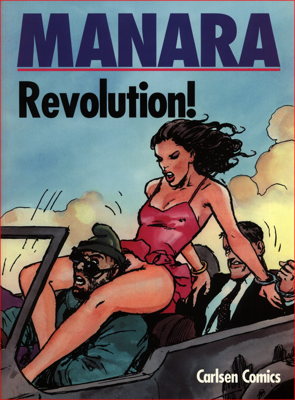 Revolution (2000) issue Full - Page 1