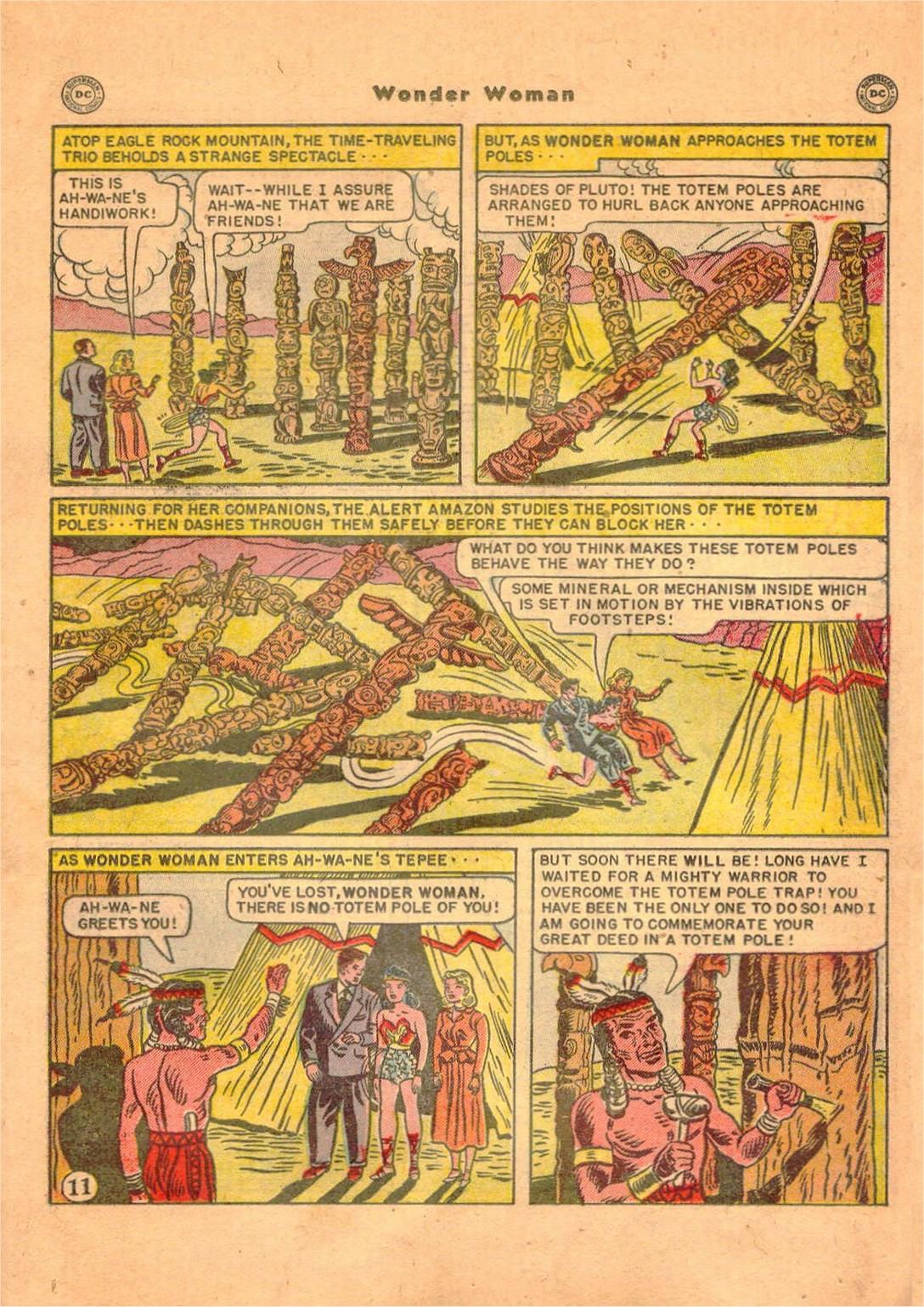 Read online Wonder Woman (1942) comic -  Issue #47 - 28