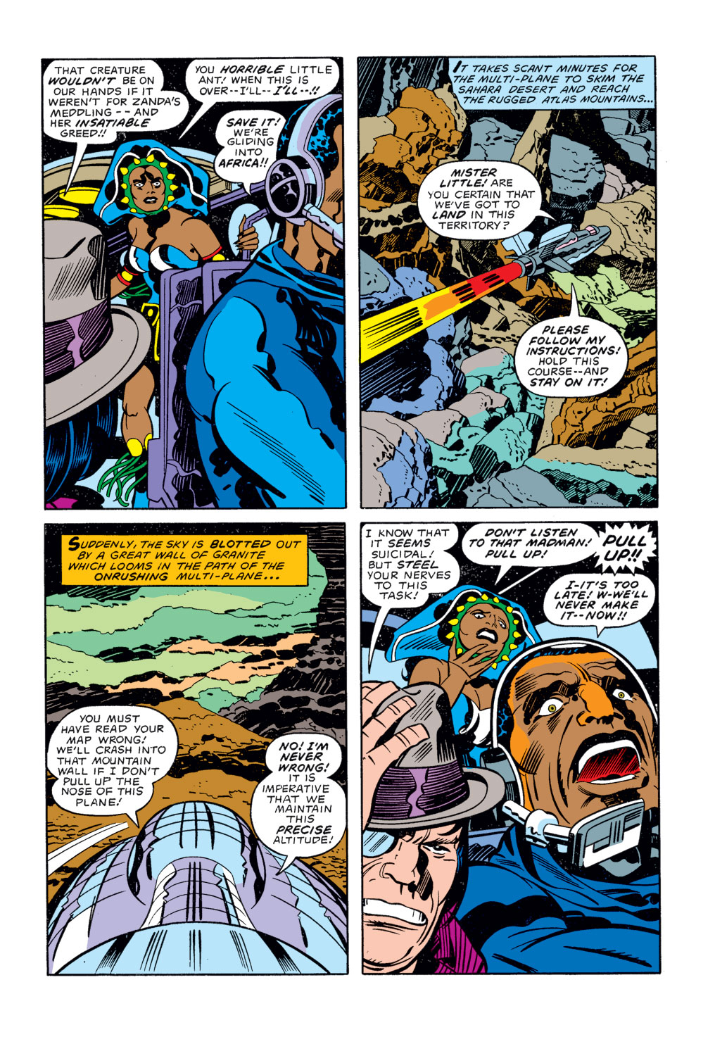 Black Panther (1977) issue 3 - Page 4