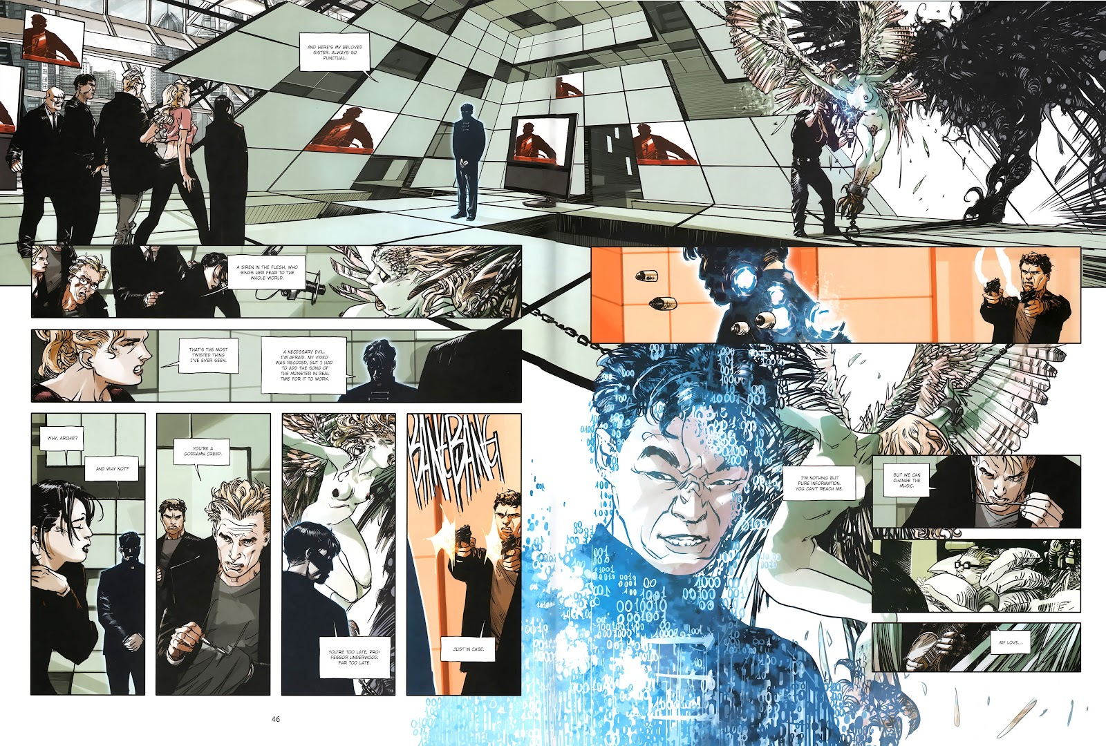 Read online Cutting Edge (2013) comic -  Issue #4 - 35