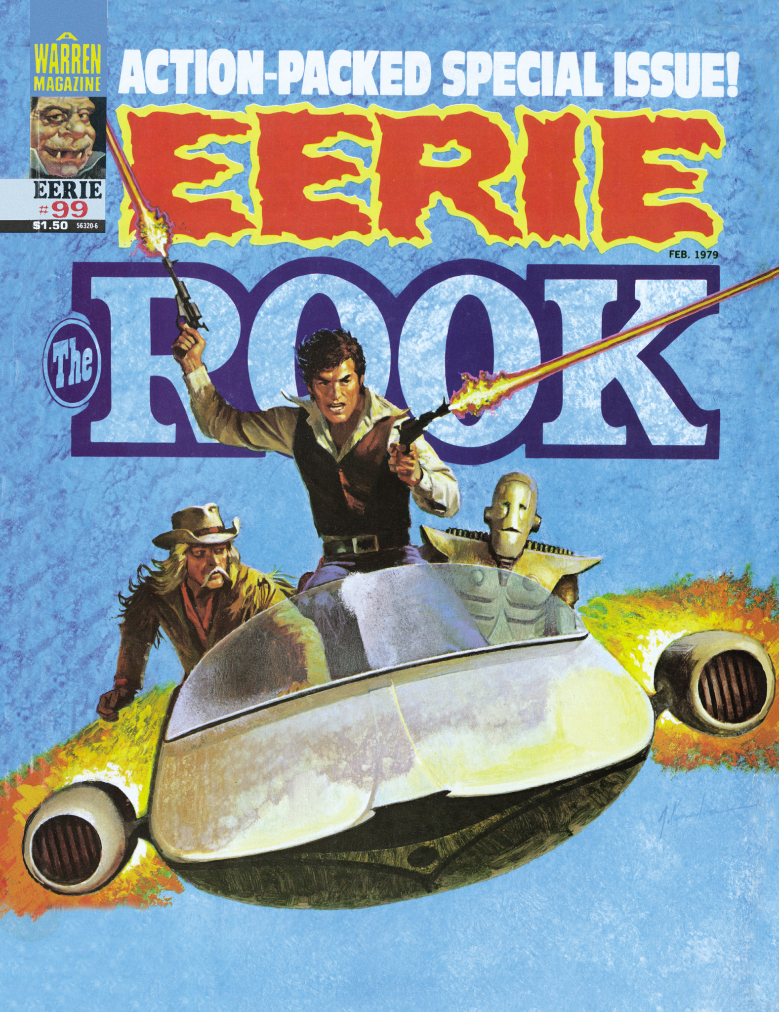 Read online Eerie Archives comic -  Issue # TPB 20 - 211