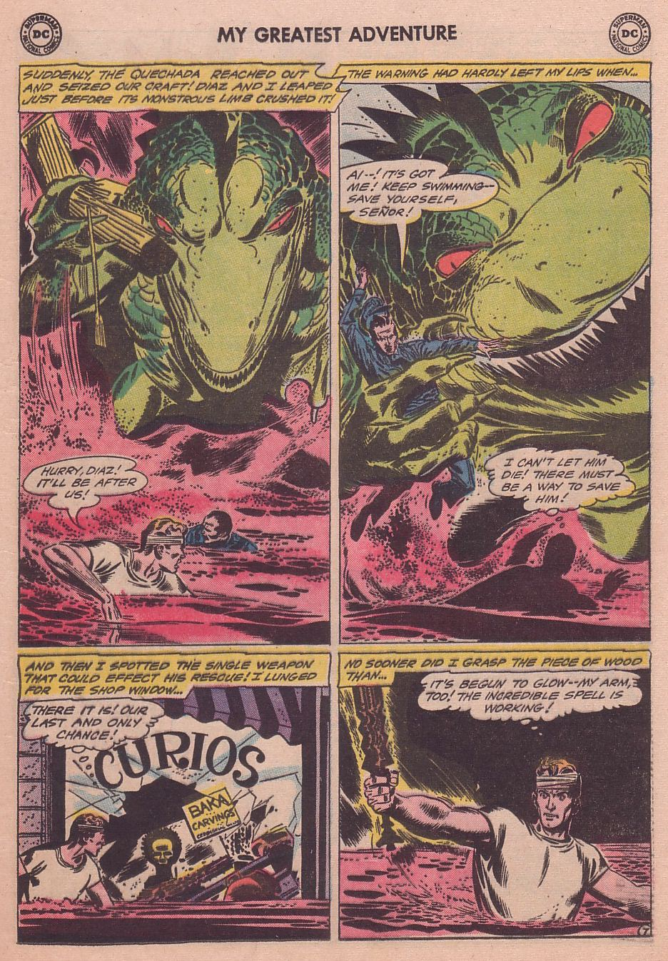 My Greatest Adventure (1955) issue 65 - Page 9