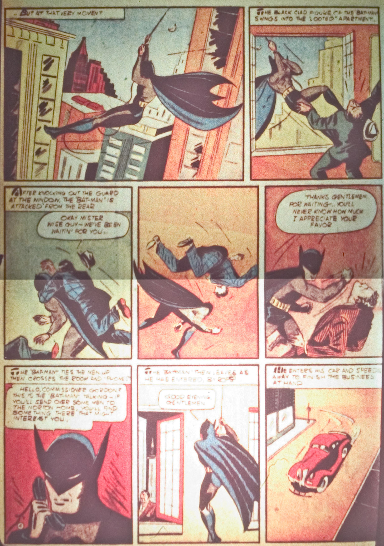 Detective Comics (1937) 28 Page 5