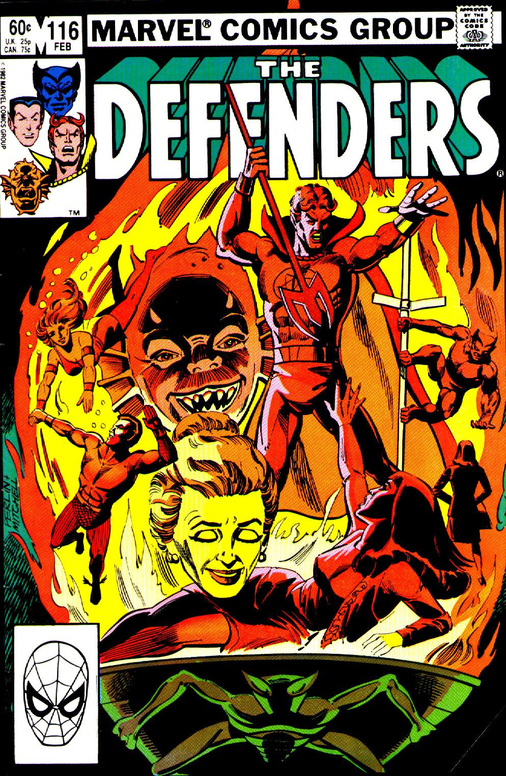 The Defenders (1972) 116 Page 1