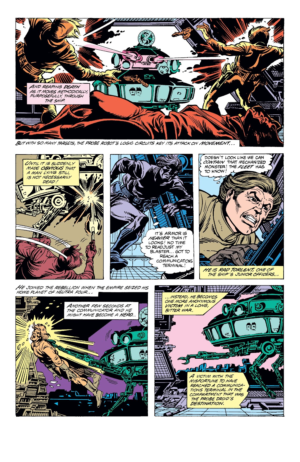 Read online Star Wars Legends: The Original Marvel Years - Epic Collection comic -  Issue # TPB 3 (Part 2) - 17