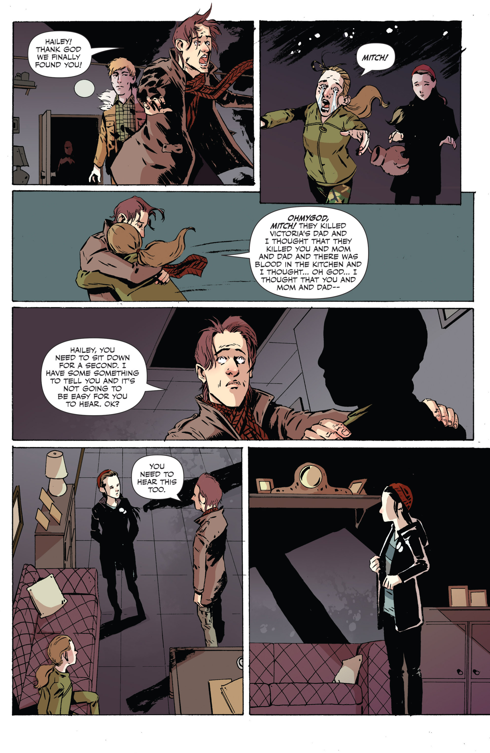 Read online Sheltered comic -  Issue #2 - 15