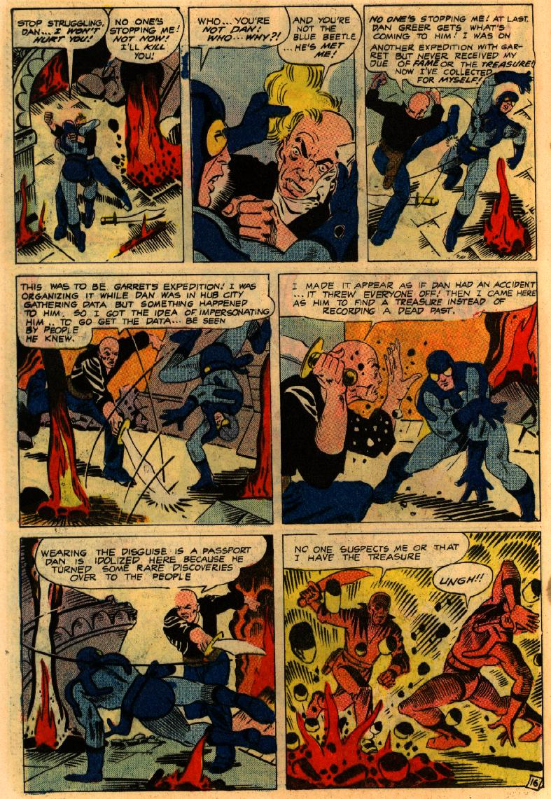 Blue Beetle (1967) issue 4 - Page 20