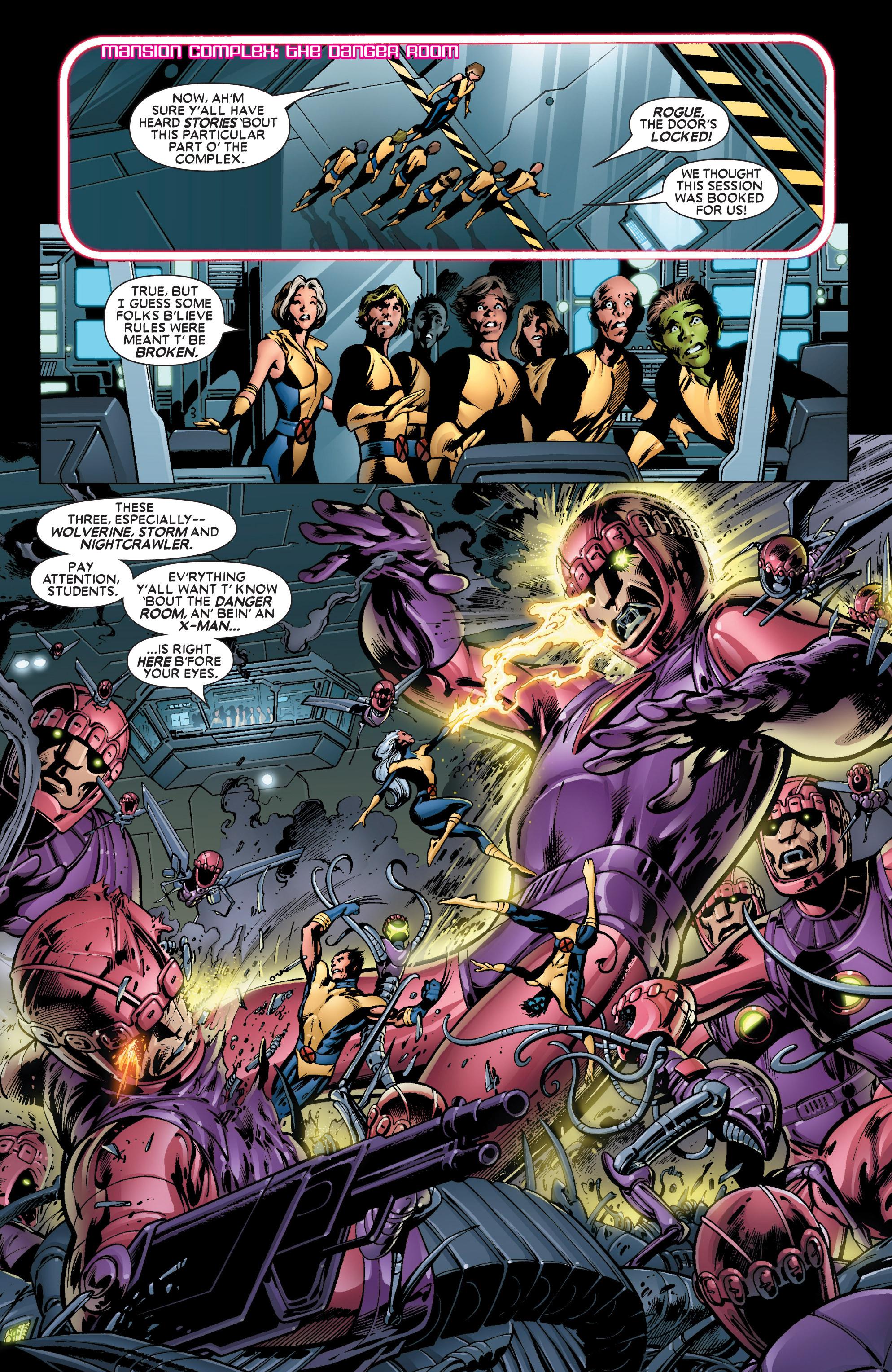 Read online Uncanny X-Men (1963) comic -  Issue #444 - 12