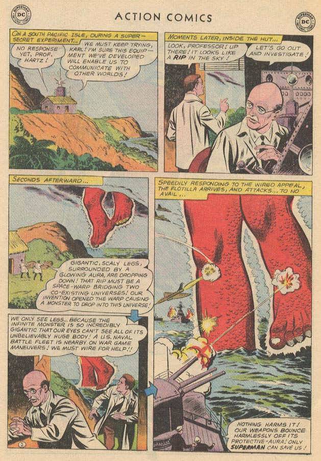 Read online Action Comics (1938) comic -  Issue #285 - 20