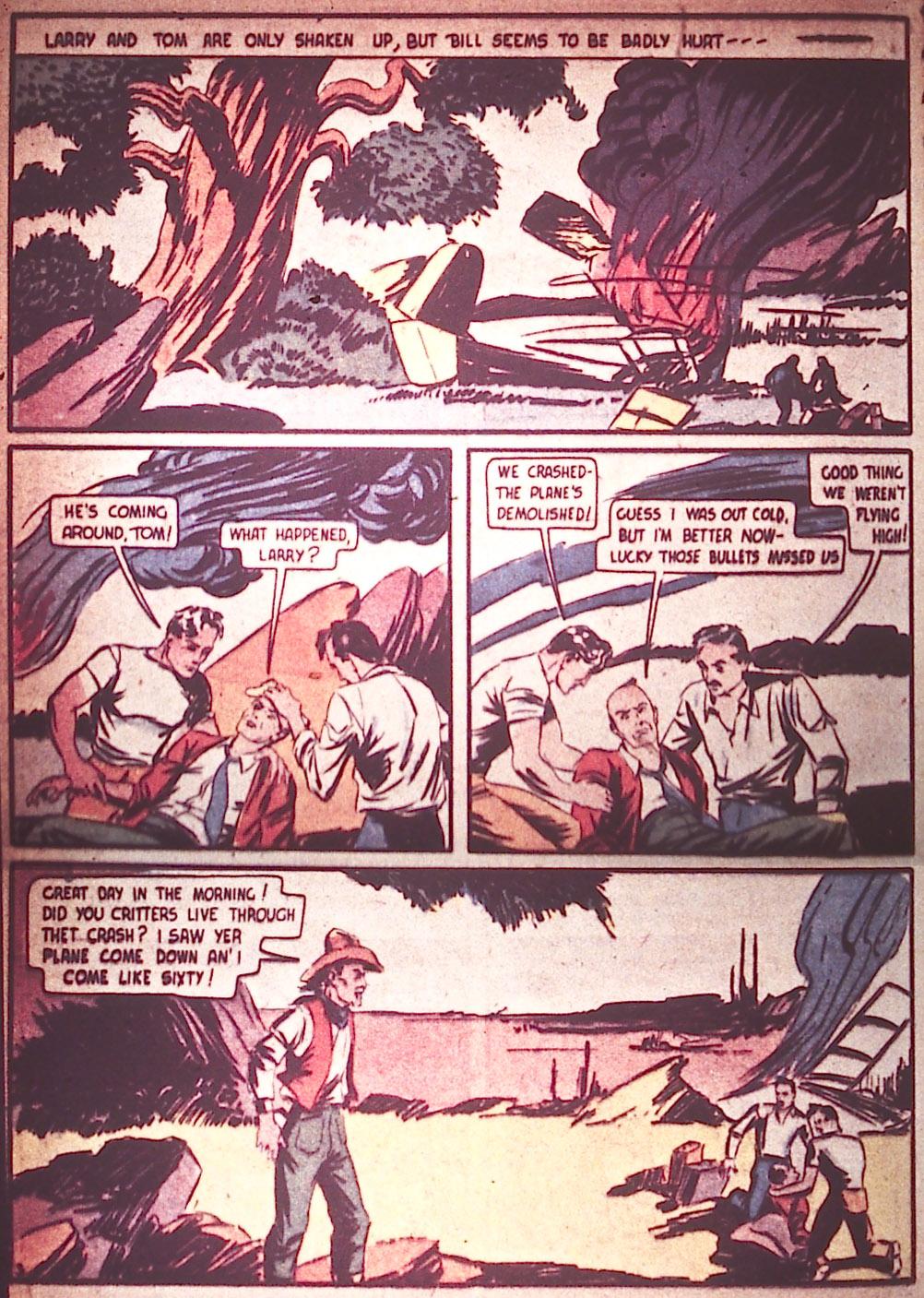 Detective Comics (1937) 6 Page 11