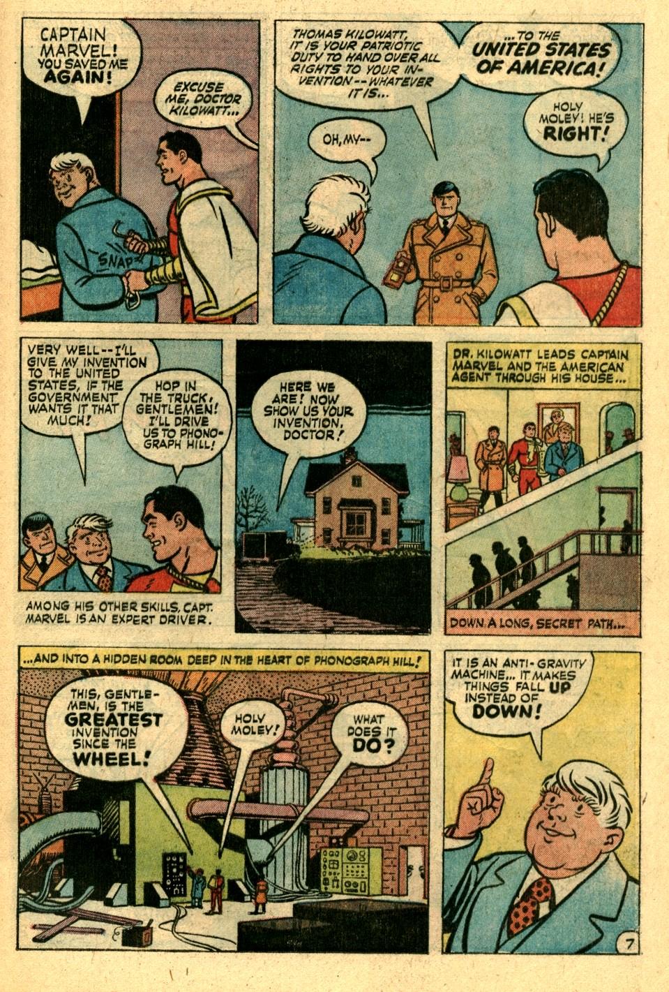 Read online Shazam! (1973) comic -  Issue #3 - 16