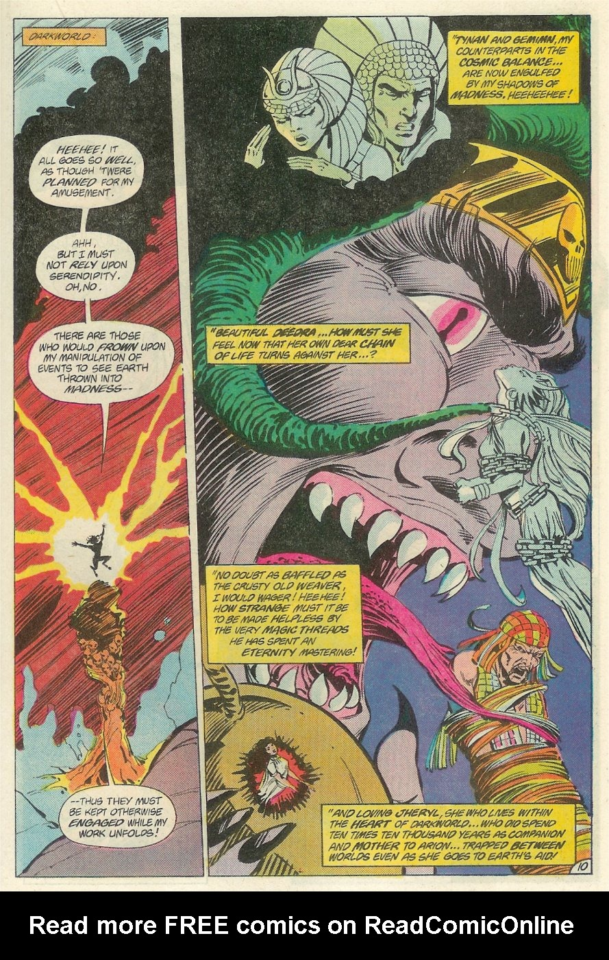 Read online Arion, Lord of Atlantis comic -  Issue #Arion, Lord of Atlantis _Special 1 - 11