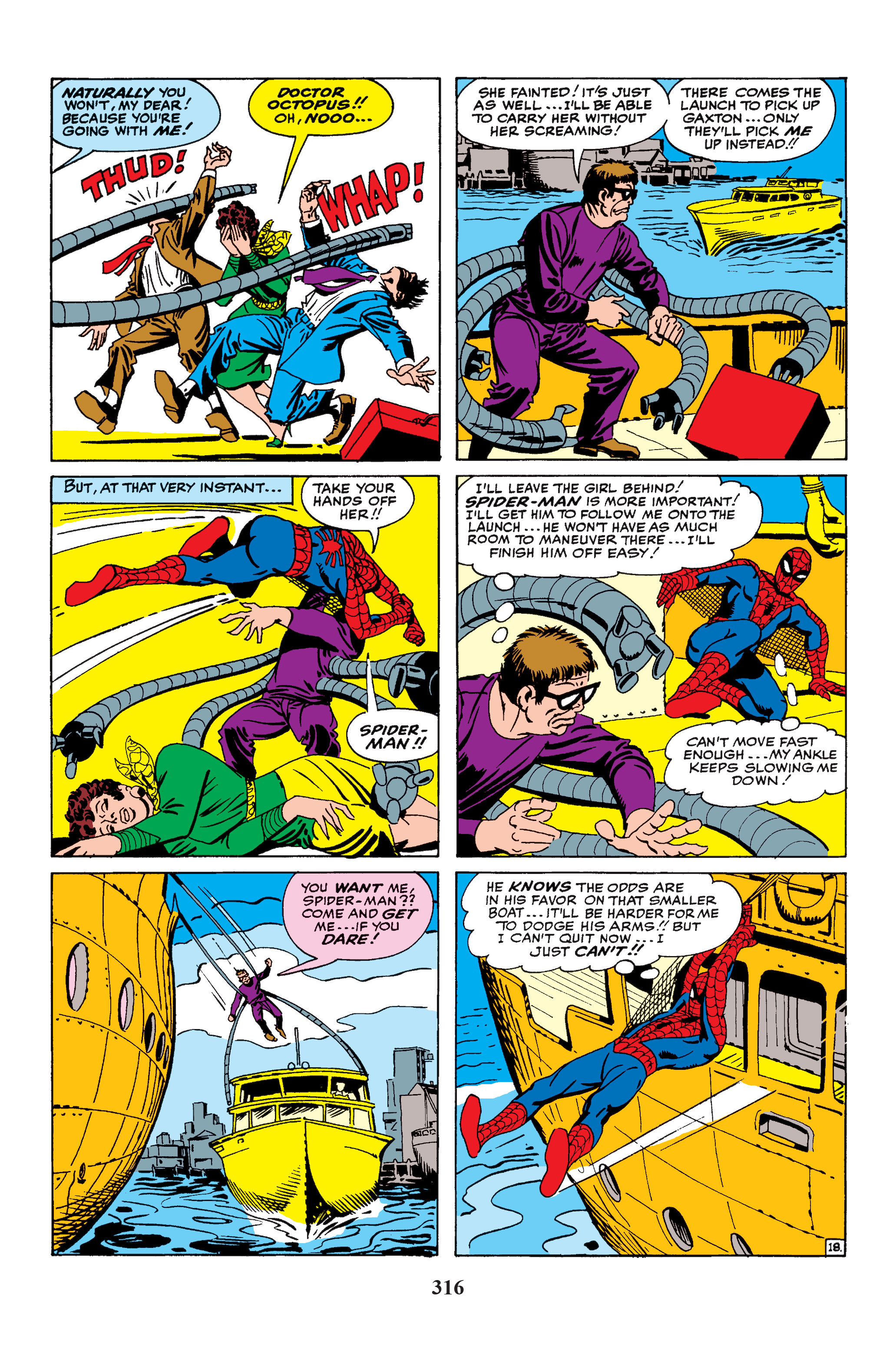 The Amazing Spider-Man (1963) 11 Page 18