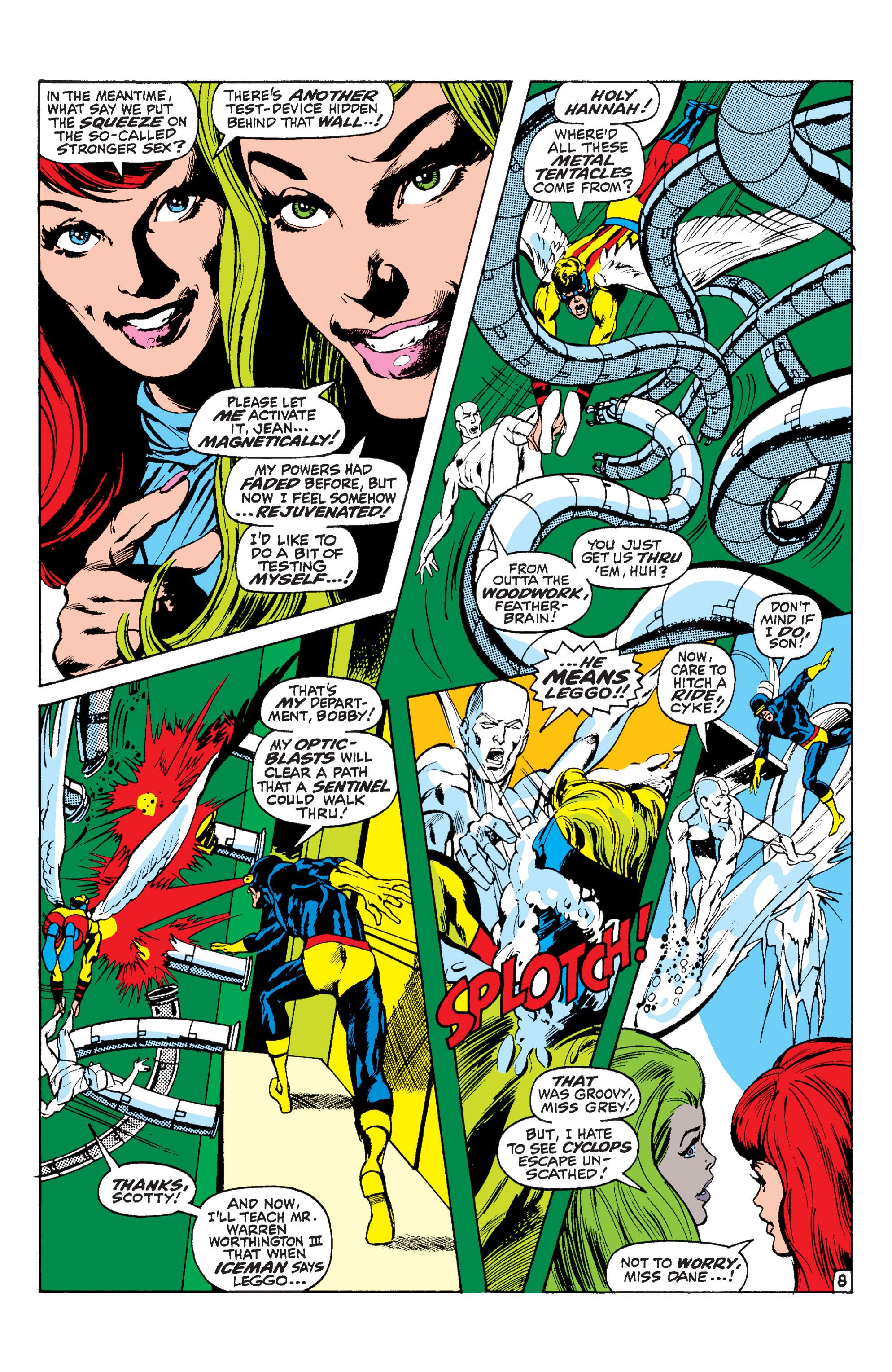 Read online Uncanny X-Men (1963) comic -  Issue #60 - 8