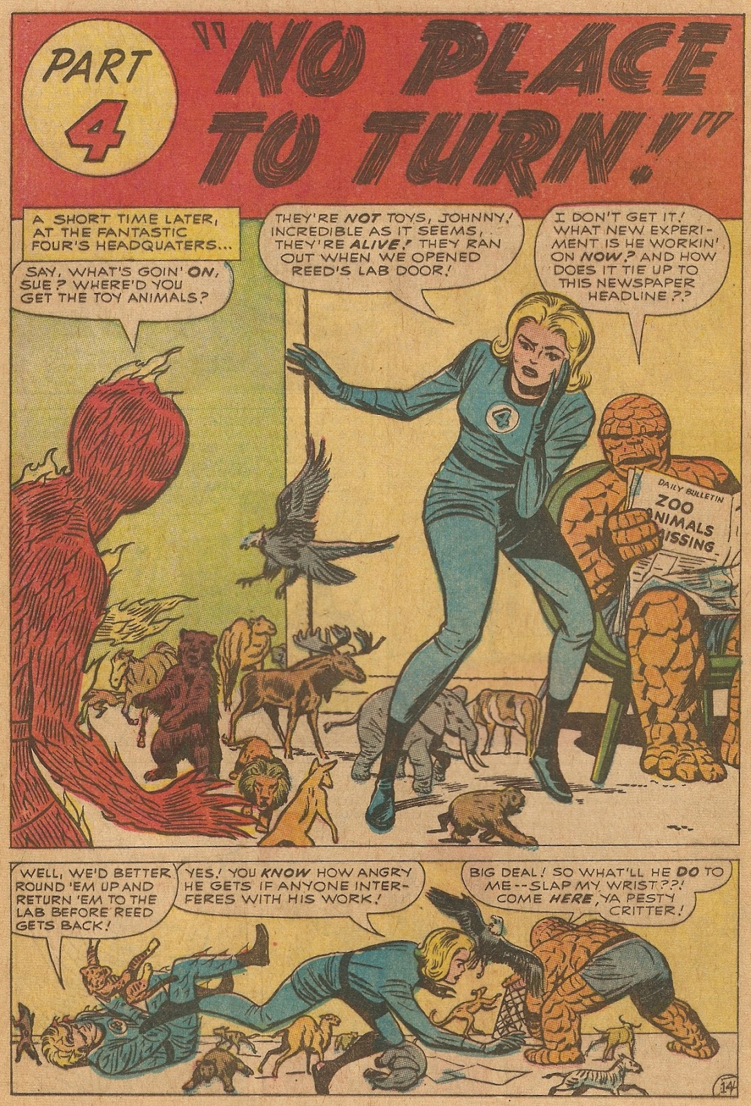 Marvel Collectors' Item Classics issue 8 - Page 16
