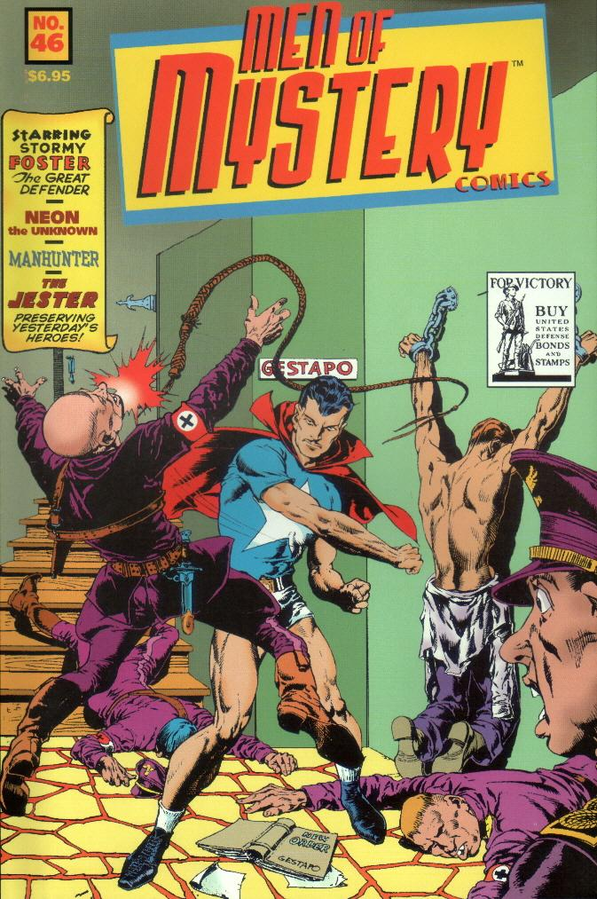 Read online Men of Mystery Comics comic -  Issue #46 - 1