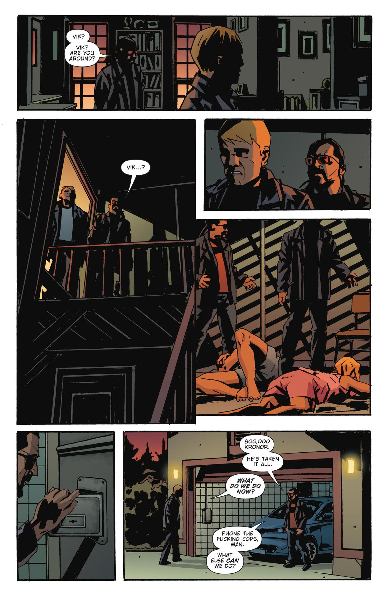 Read online The Girl Who Kicked The Hornet's Nest comic -  Issue # TPB - 48