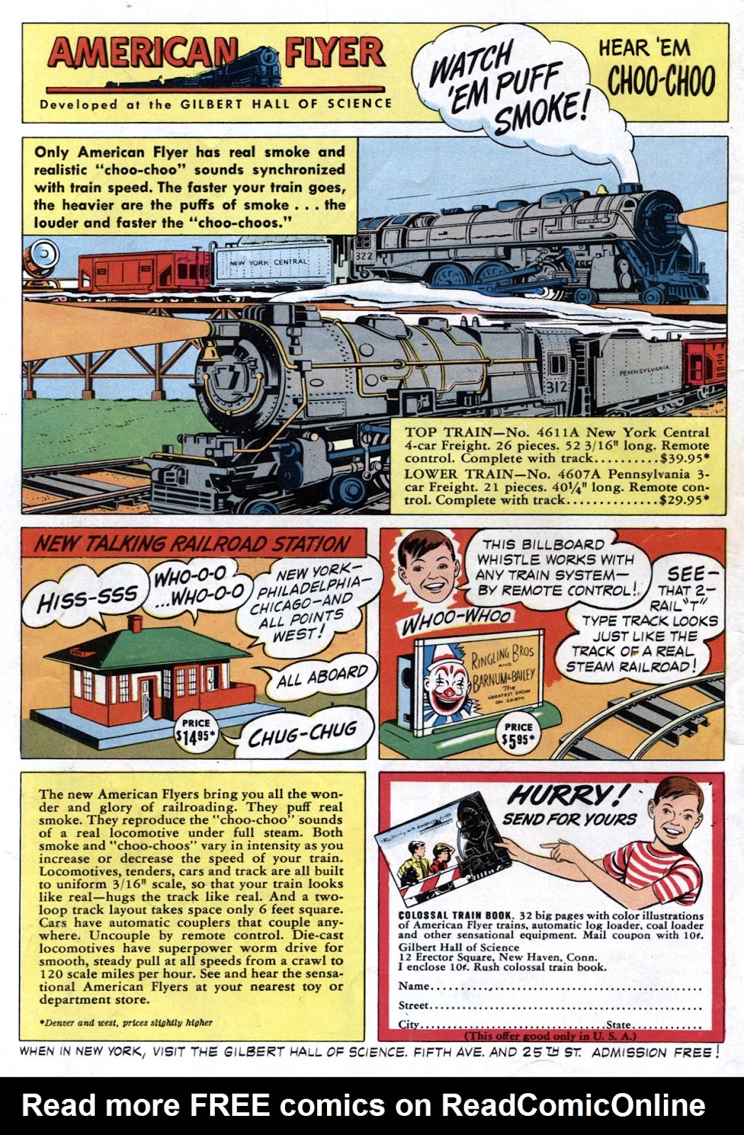 Read online Famous Funnies comic -  Issue #173 - 52