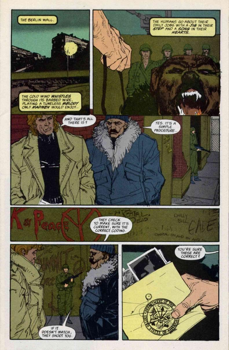 Read online Doctor Zero comic -  Issue #2 - 11
