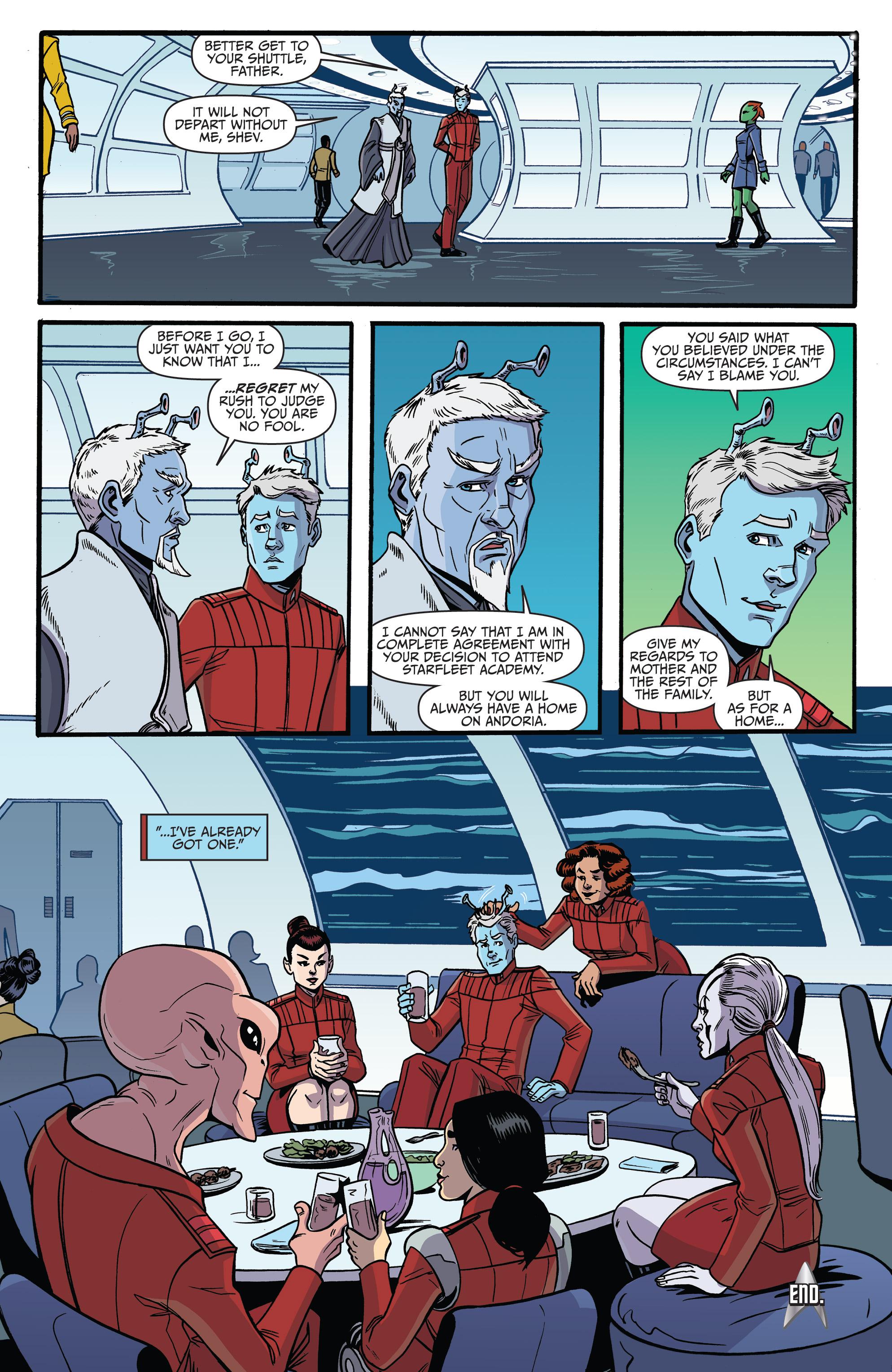 Read online Star Trek: Boldly Go comic -  Issue #8 - 22