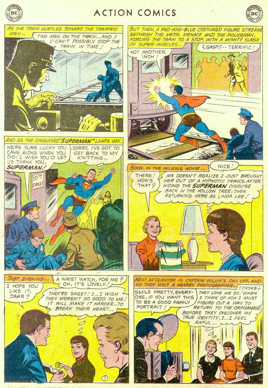 Read online Action Comics (1938) comic -  Issue #264 - 26
