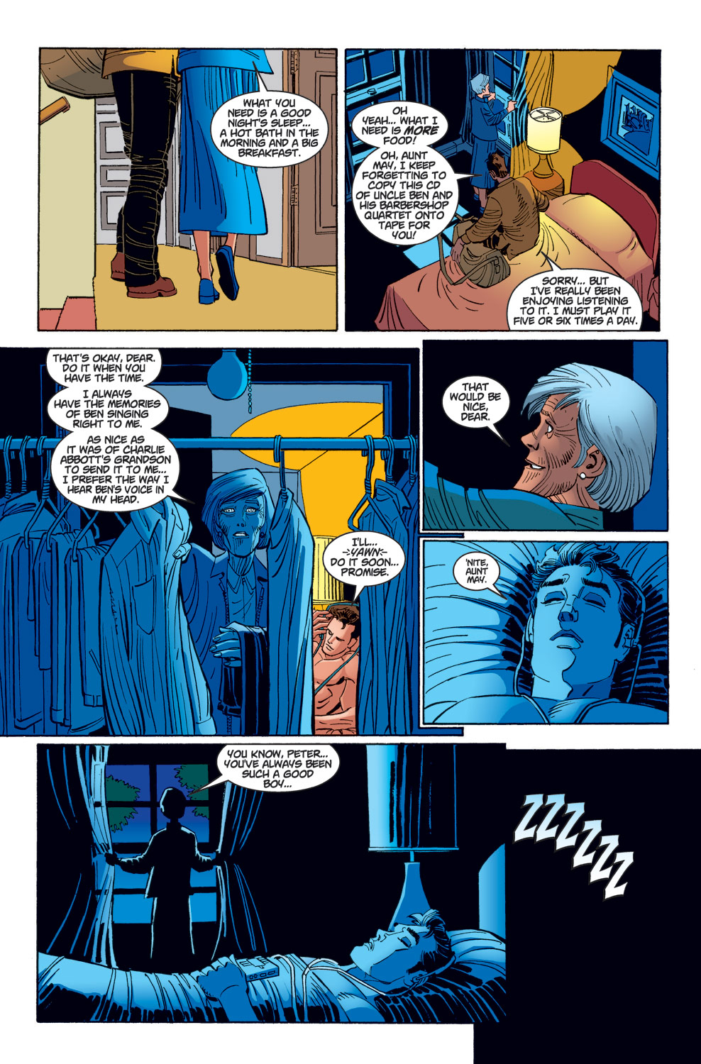 The Amazing Spider-Man (1999) 25 Page 19
