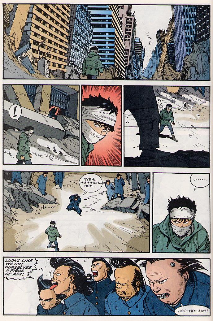 Read online Akira comic -  Issue #17 - 27