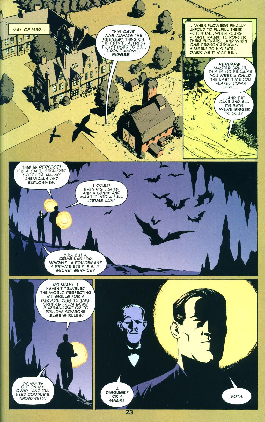 Read online Batman: Detective #27 comic -  Issue #27 TPB - 29