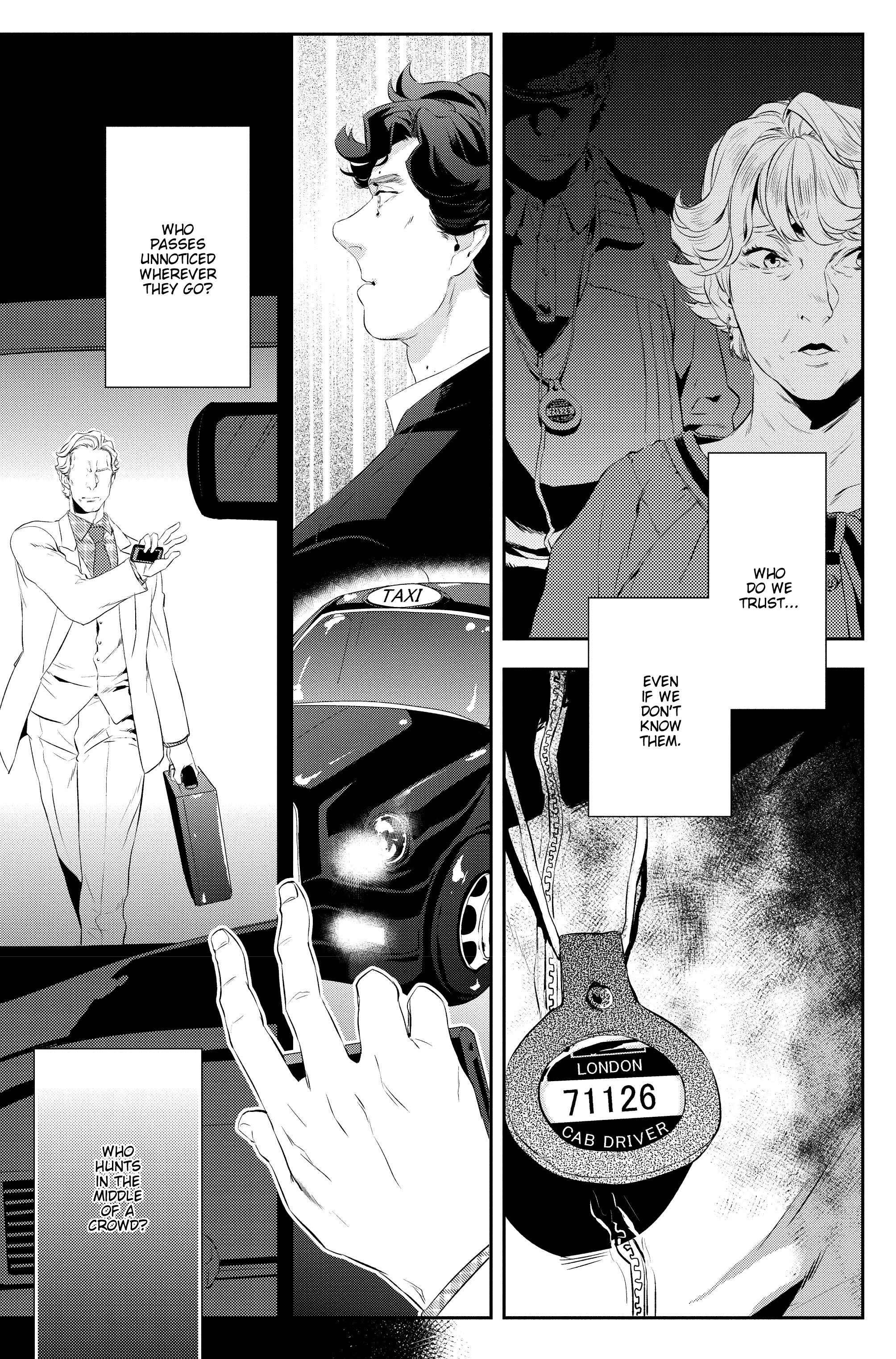 Read online Sherlock: A Study In Pink comic -  Issue #5 - 19