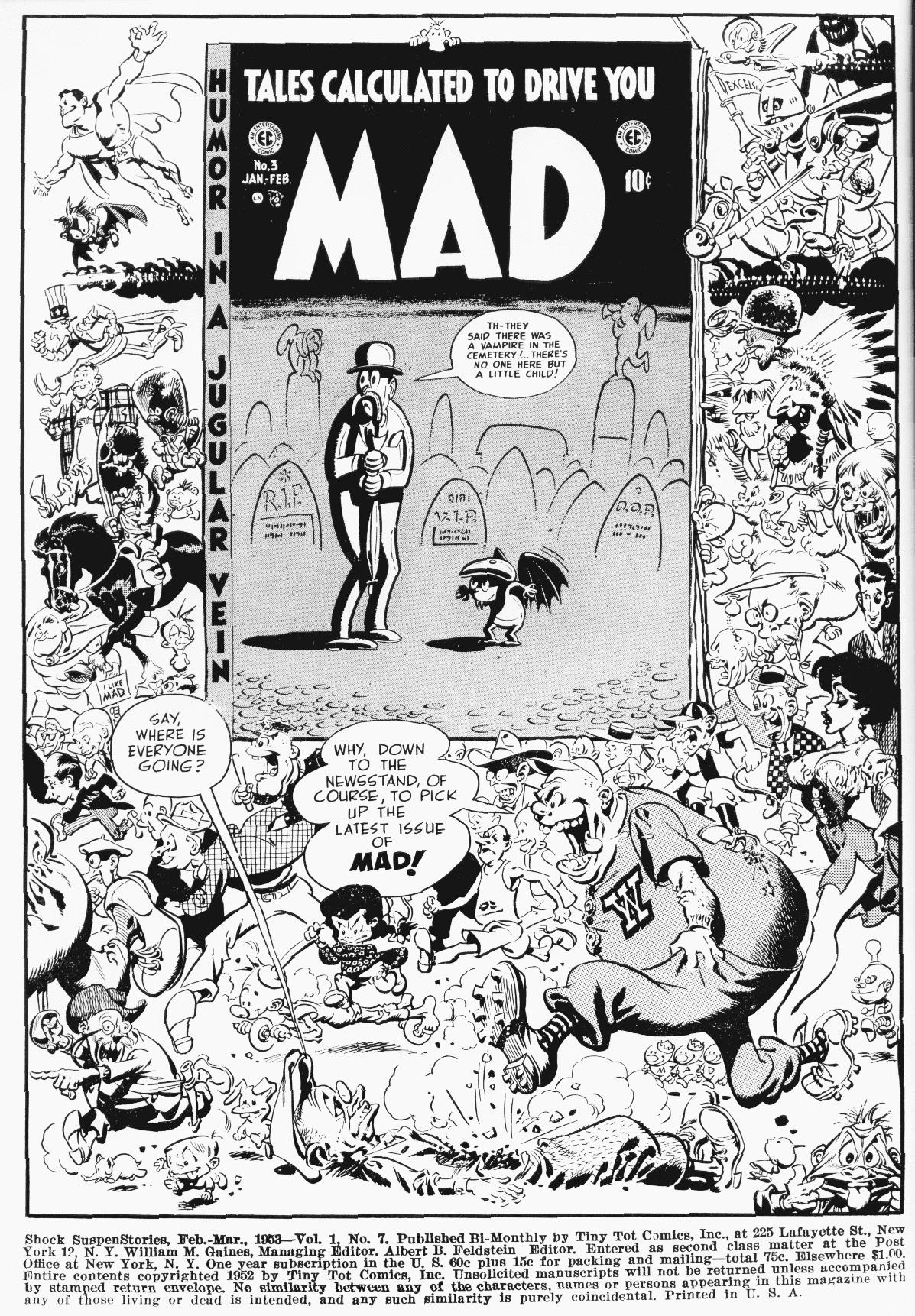 Read online Shock SuspenStories comic -  Issue #7 - 2
