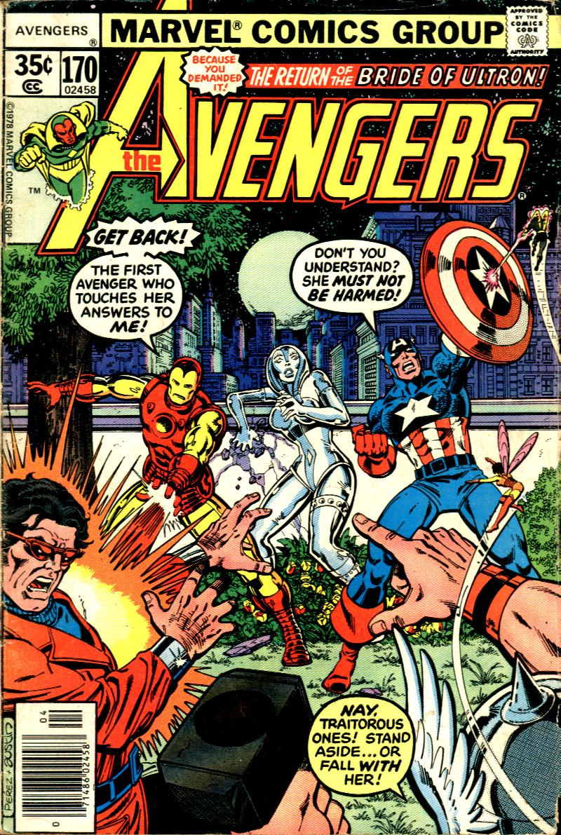 The Avengers (1963) 170 Page 1