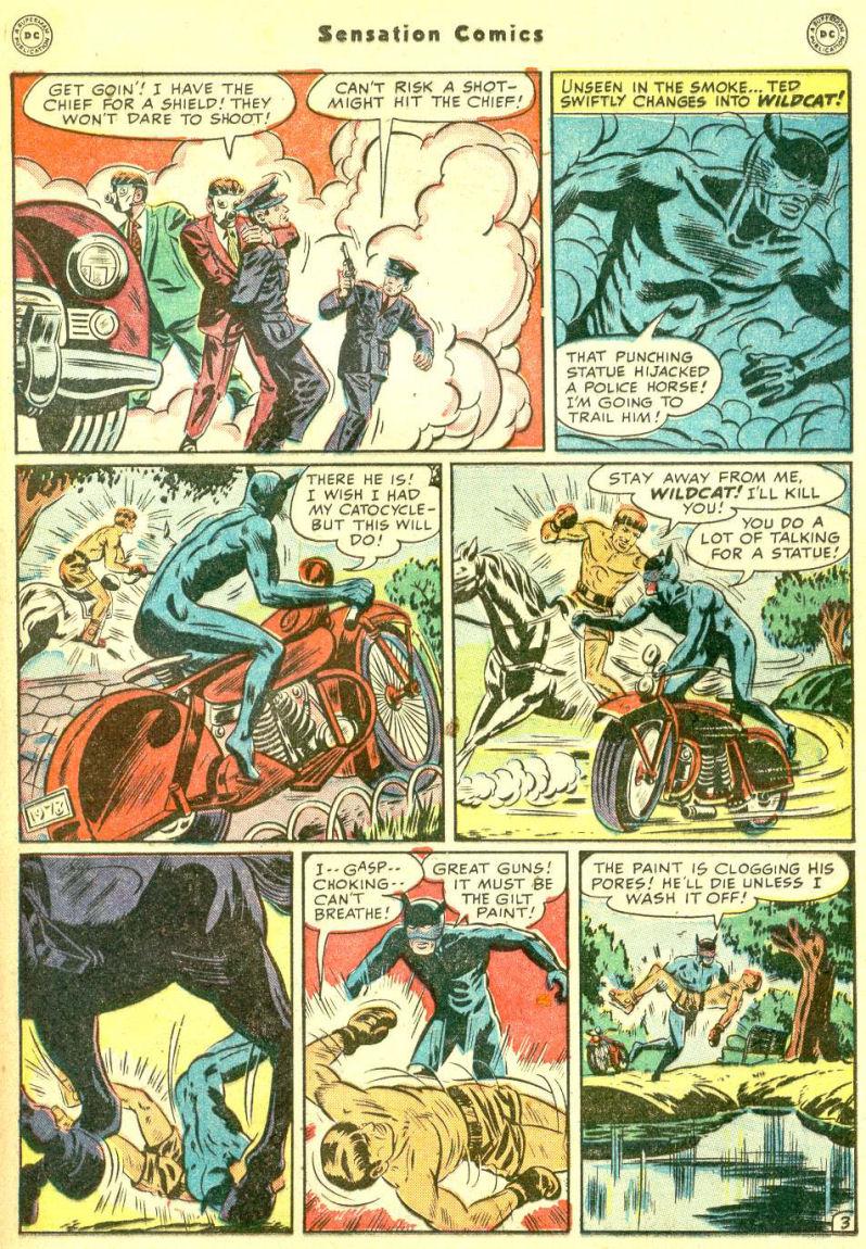 Read online Sensation (Mystery) Comics comic -  Issue #87 - 19