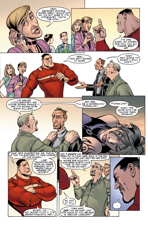Read online Wonder Man (2007) comic -  Issue #1 - 21