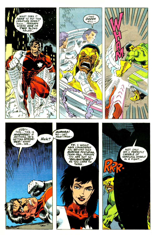 Read online Alpha Flight (1983) comic -  Issue #118 - 23