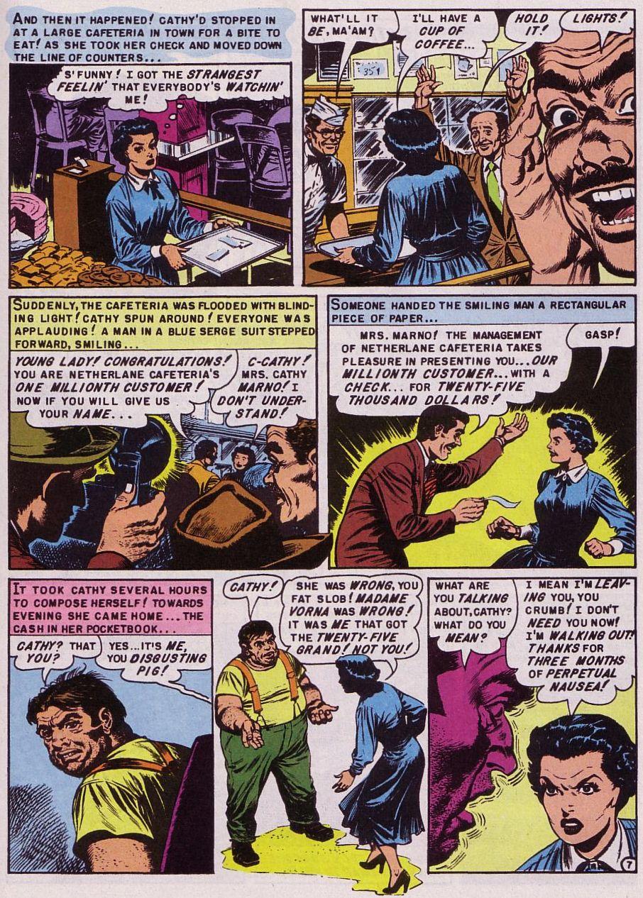Read online Shock SuspenStories comic -  Issue #6 - 8