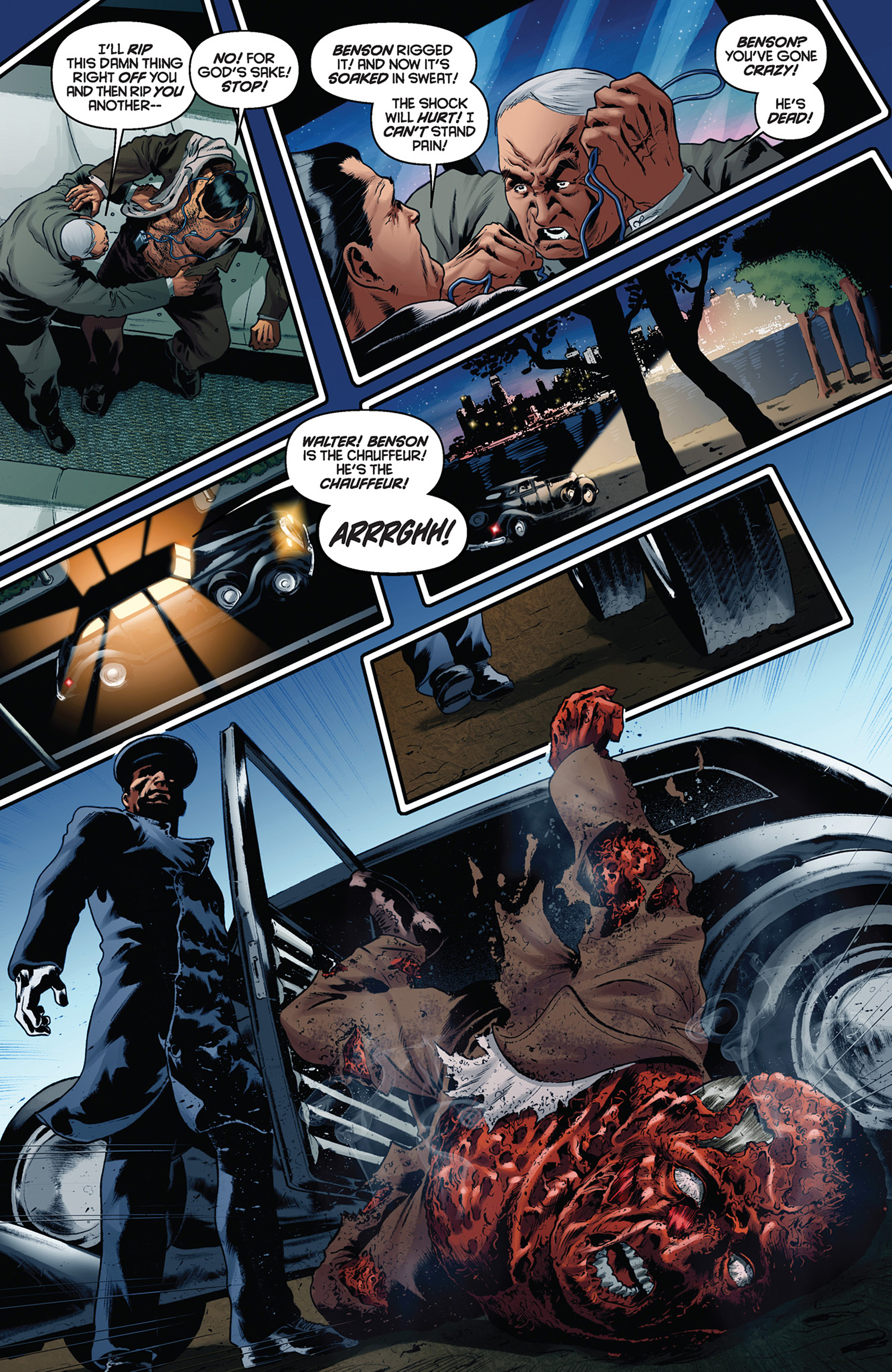 Read online Justice, Inc. comic -  Issue #5 - 23