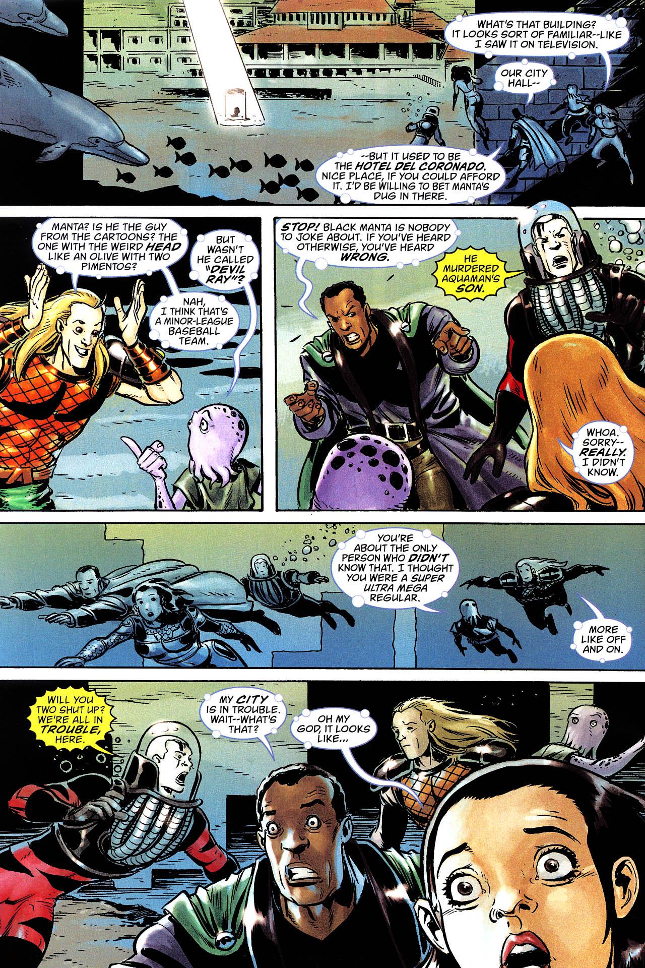 Read online Aquaman: Sword of Atlantis comic -  Issue #52 - 3