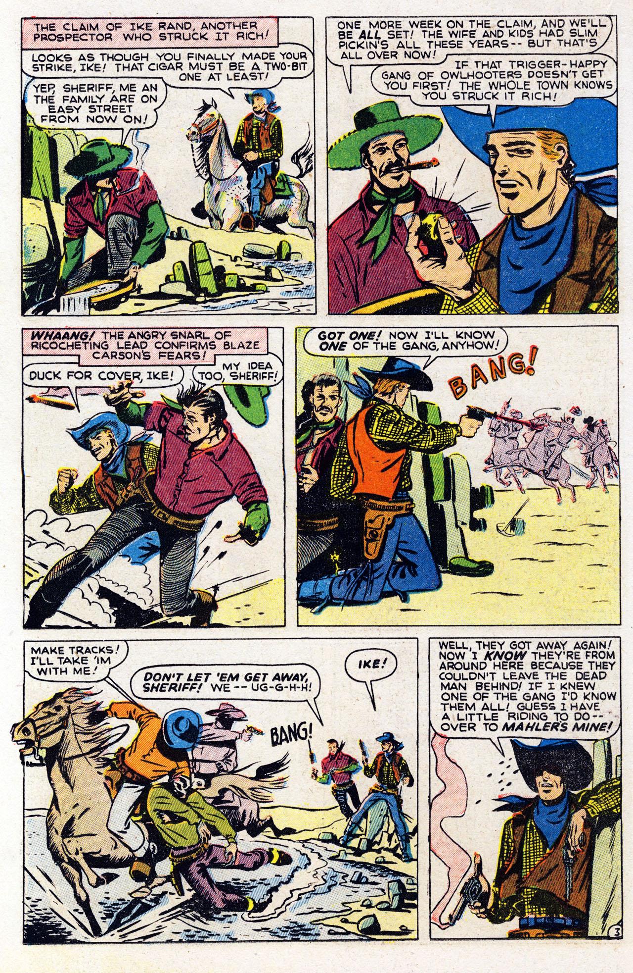 Read online Two-Gun Kid comic -  Issue #7 - 20