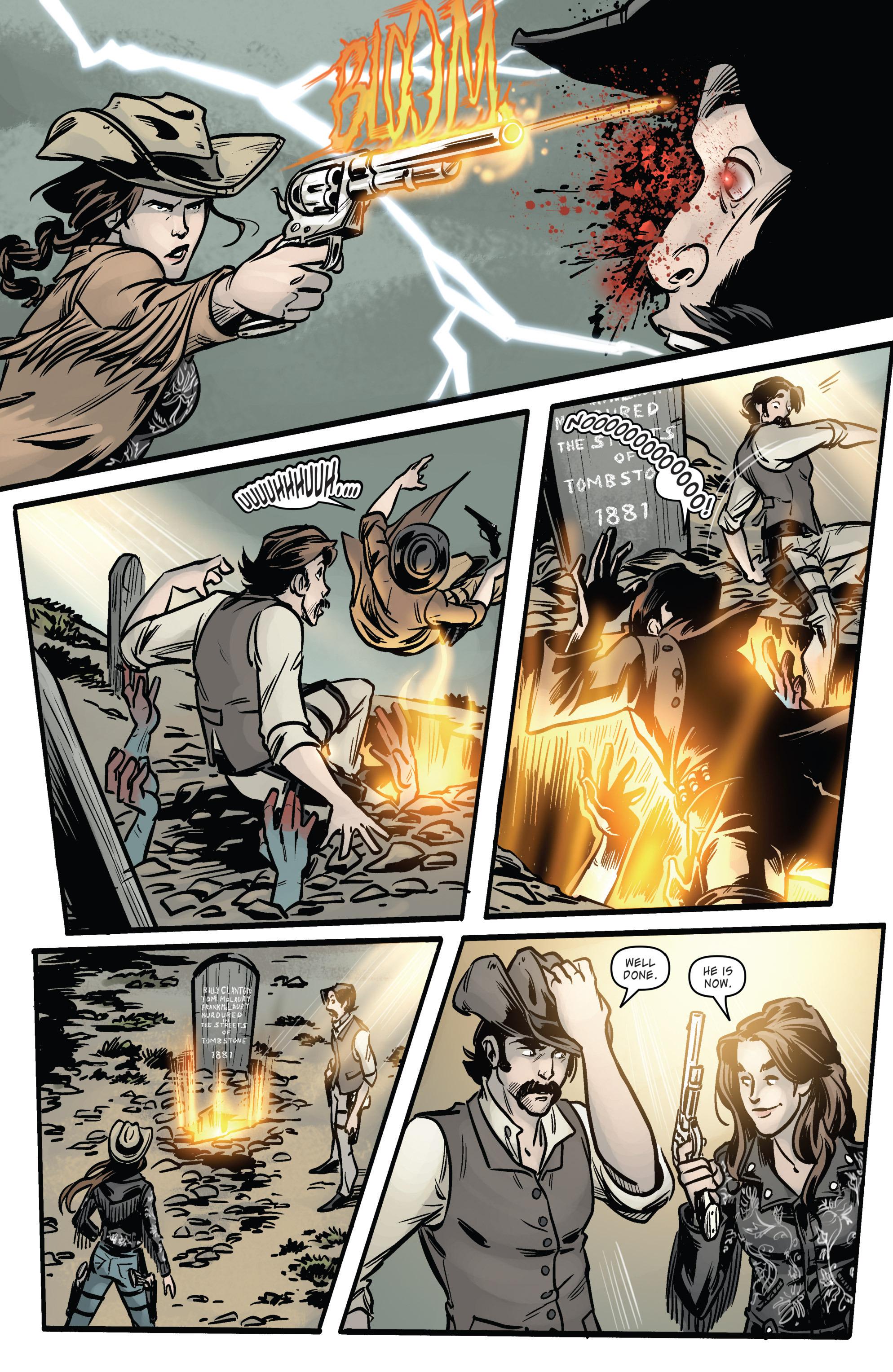 Read online Wynonna Earp (2016) comic -  Issue #6 - 19