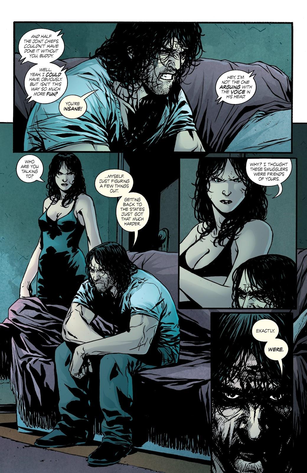 Read online Hardcore comic -  Issue #4 - 4