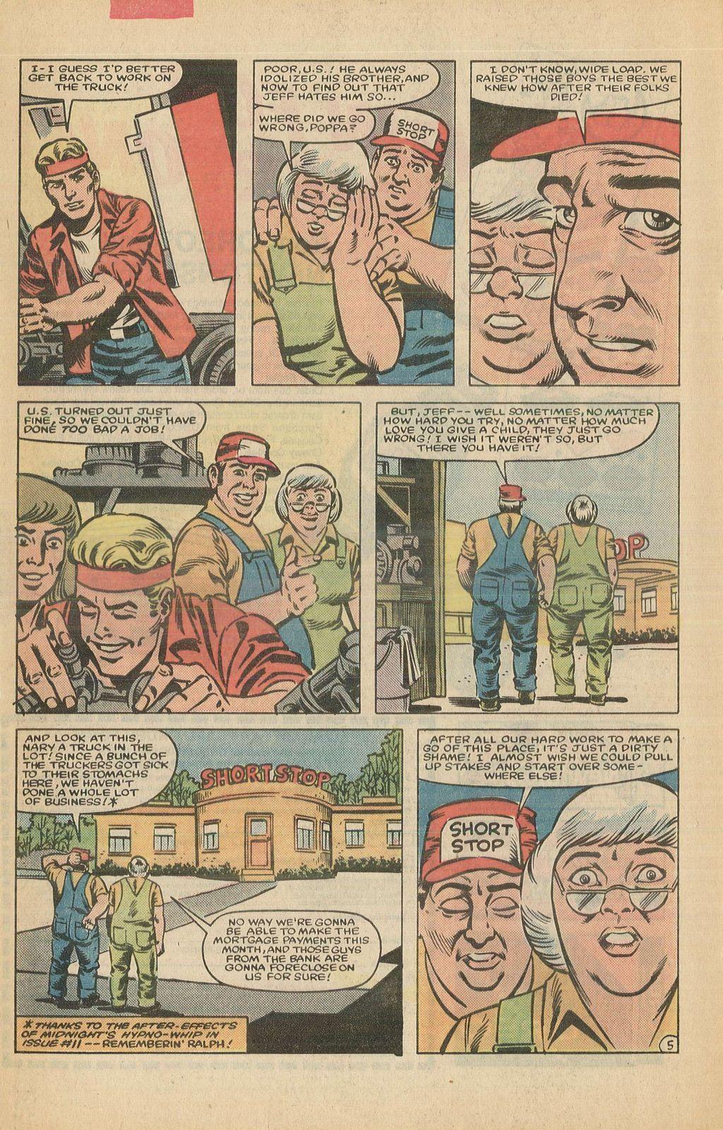 Read online U.S. 1 comic -  Issue #12 - 8