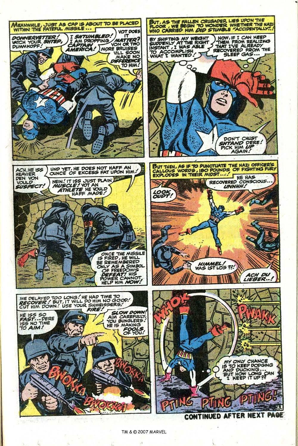 Read online Captain America (1968) comic -  Issue # _Annual 1 - 41