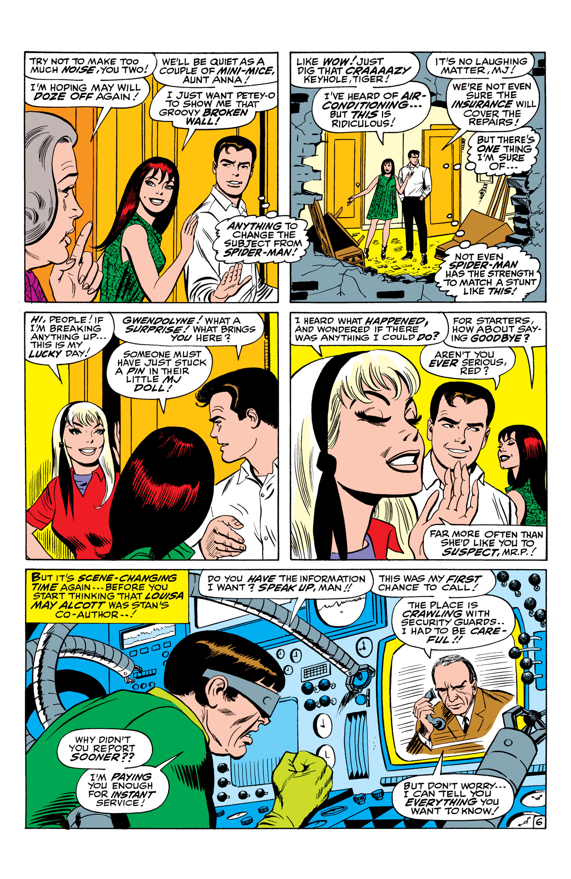 The Amazing Spider-Man (1963) 55 Page 6