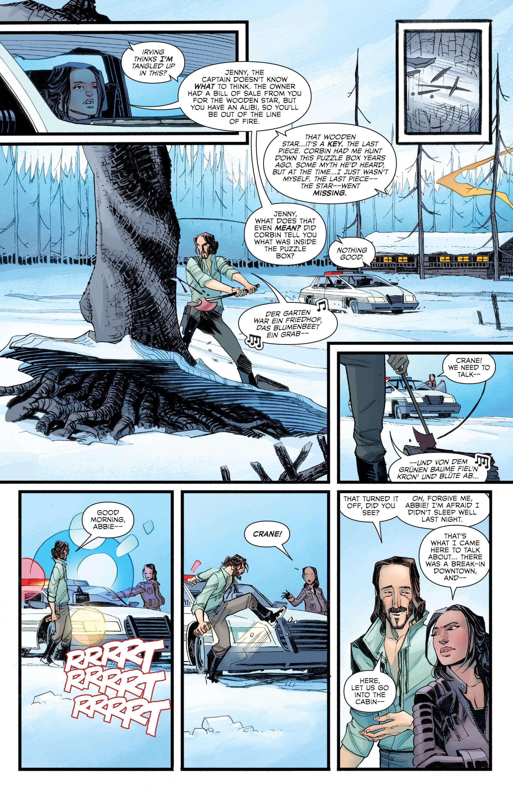 Read online Sleepy Hollow (2014) comic -  Issue #2 - 10