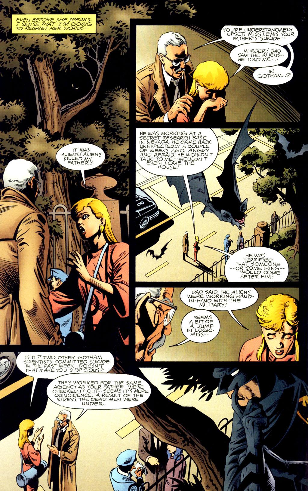 Read online Batman: Dreamland comic -  Issue # Full - 4