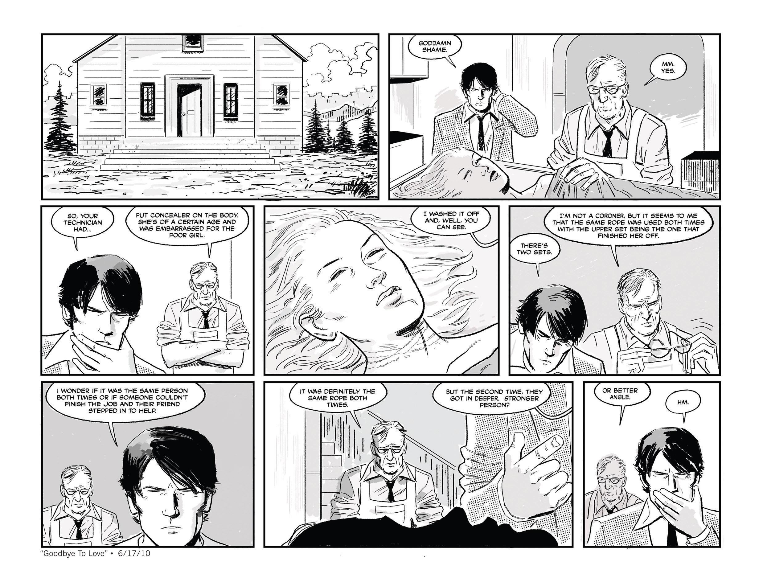 Read online She Died In Terrebonne comic -  Issue #3 - 6