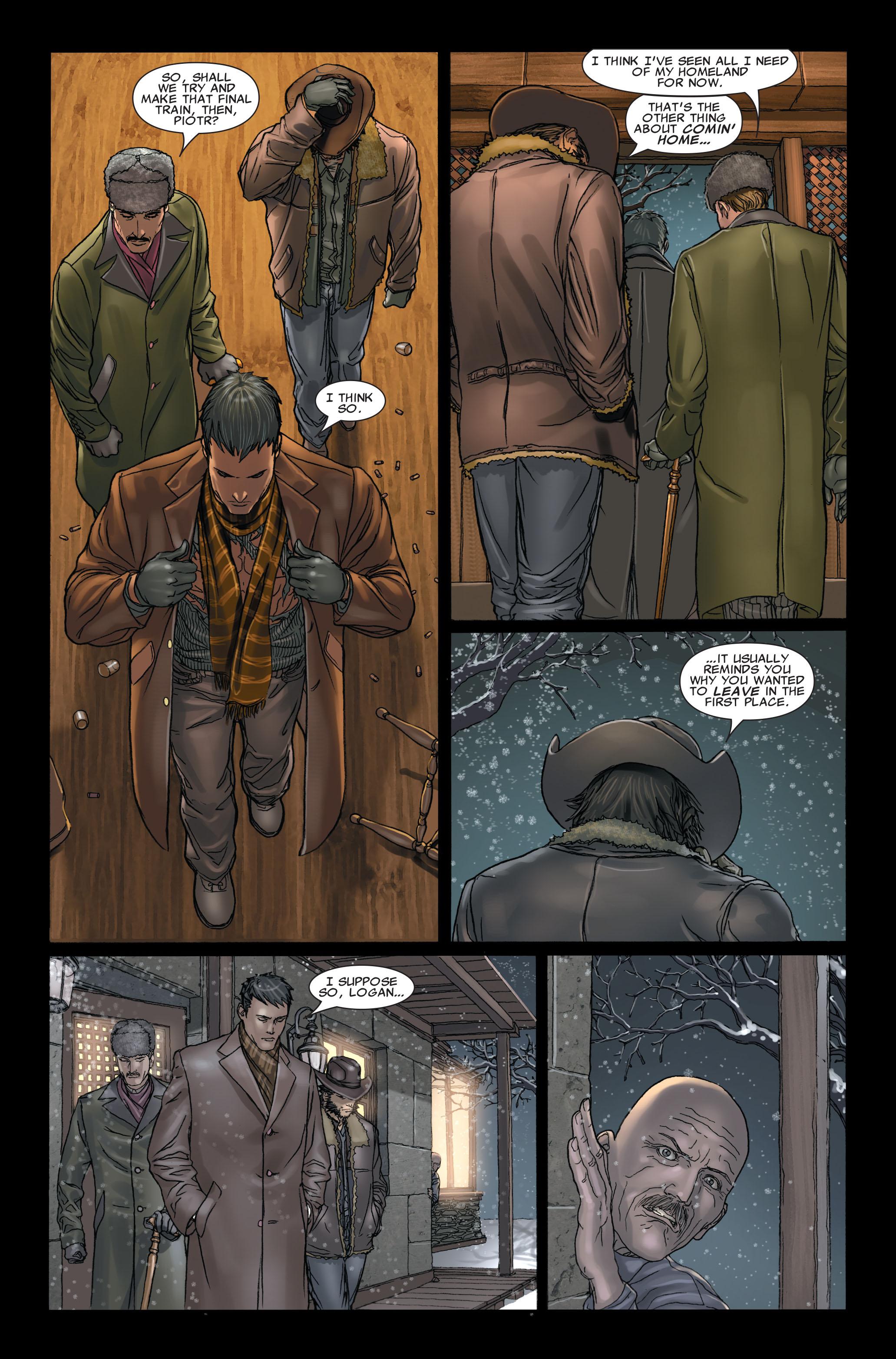 Read online Uncanny X-Men (1963) comic -  Issue #496 - 23
