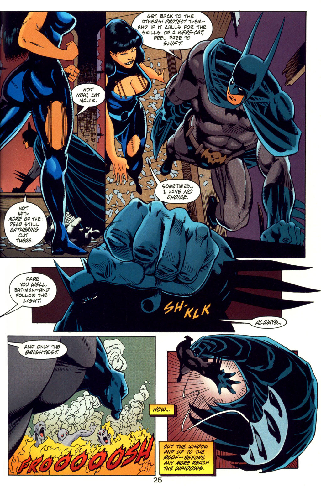 Read online Batman: Haunted Gotham comic -  Issue #4 - 25